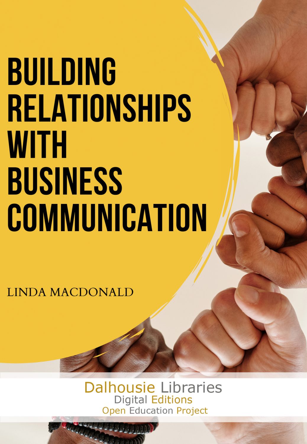 Cover image for Building Relationships With Business Communication