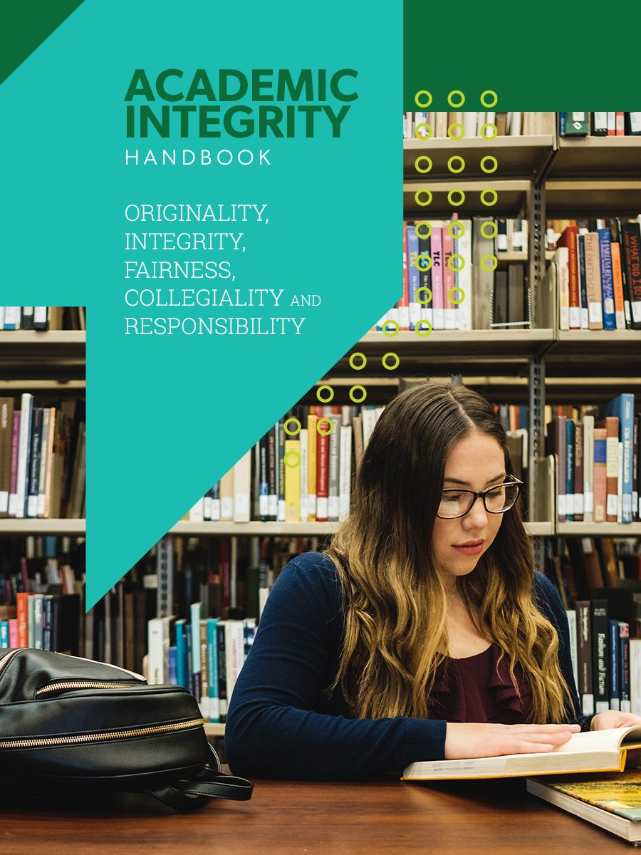 Cover image for Academic Integrity Handbook